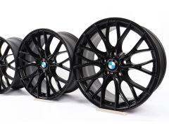 BMW Alloy Rims 3 Series F30 F31 F34 4 Series F32 F33 F36 18 Inch Styling 405