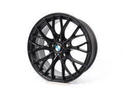 1x BMW Velg 3 Serie F30 F31 F34 4 Serie F32 F33 F36 18 Inch Styling 405 M Doppelspeiche
