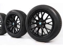 BMW Winterkompletträder 3er F34 18 Zoll Styling 405 M Doppelspeiche