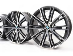 BMW Alloy Rims 5 Series G30 G31 20 Inch Styling 759