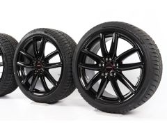 MINI Velgen met Winterbanden F54 Clubman 18 Inch Styling JCW Grip Spoke 520