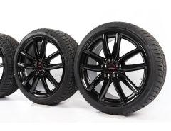 MINI Winter Wheels F54 Clubman 18 Inch Styling JCW Grip Spoke 520