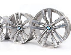 BMW Alufelgen 3er F34 19 Zoll Styling 466