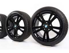 BMW Winter Wheels 1 Series F20 F21 2 Series F22 F23 18 Inch Styling 385 Doppelspeiche