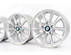 BMW Velgen 1 Serie F20 F21 2 Serie F22 F23 16 Inch Styling 411 V-spaak