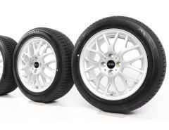 MINI Winter Wheels R50 R52 R53 R55 Clubman R56 R57 R58 R59 16 Inch Styling R90 Cross Spoke