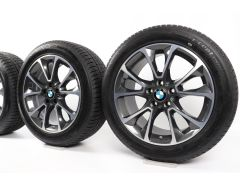 BMW Winter Wheels X5 F15 19 Inch Styling 449 Sternspeiche