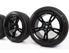 BMW Winter Wheels M5 F90 19 Inch Styling 705 M Doppelspeiche