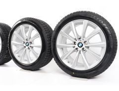BMW Winter Wheels 7 Series G11 G12 18 Inch Styling 642 V-Speiche