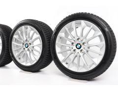 BMW Sommerkompletträder 1er F40 2er F44 17 Zoll Styling 546 Vielspeiche