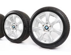 BMW Sommerkompletträder 3er F34 18 Zoll Styling 396 Sternspeiche