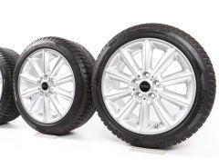 MINI Winter Wheels F54 Clubman 17 Inch Styling Vent Spoke 518