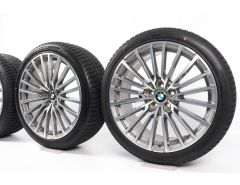 BMW Winter Wheels 6 Series G32 7 Series G11 G12 20 Inch Styling 777 Vielspeiche