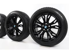 BMW Winter Wheels X1 F48 X2 F39 18 Inch Styling 566 Y-Speiche