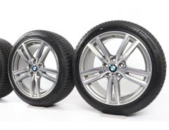 BMW Winter Wheels 2 Series F45 F46 18 Inch Styling 486 M Doppelspeiche