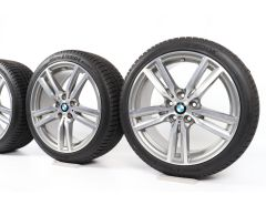 BMW Winter Wheels 1 Series F40 2 Series F44 18 Inch Styling 486 M Doppelspeiche