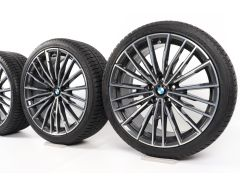 BMW Winter Wheels 8 Series G14 G15 G16 20 Inch Styling 729 M Multi-Spoke