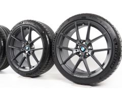 BMW Summer Wheels 3 Series G20 G21 4 Series G22 19 Inch Styling 898 M Y-Speiche