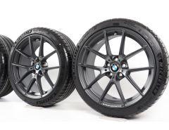 BMW Summer Wheels 3 Series G20 G21 4 Series G22 G23 19 Inch Styling 898 M Y-Speiche