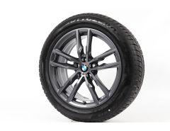 BMW Winter Wheels X3 G01 X4 G02 19 Inch Styling 698 M Doppelspeiche
