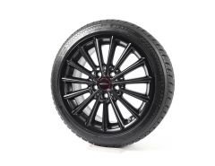 MINI Velgen met Winterbanden F55 F56 F57 17 Inch Styling Multi Spoke 505