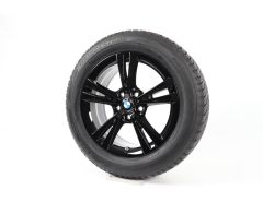 BMW Winter Wheels X1 F48 X2 F39 17 Inch Styling 385 Doppelspeiche