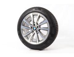 BMW Winterkompletträder X6 F16 19 Zoll Styling 595 V-Speiche