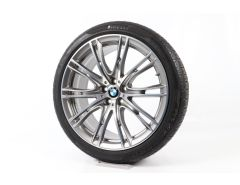 BMW Winter Wheels 6 Series G32 7 Series G11 G12 20 Inch Styling 649 V-Speiche