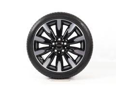 MINI Summer Wheels F55 F56 F57 17 Inch Styling Roulette Spoke 502