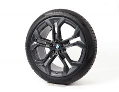 BMW Winter Wheels X5 G05 X6 G06 21 Inch Styling 744 Y-Speiche