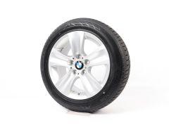 BMW Winter Wheels 5 Series F10 F11 6 Series F06 F12 F13 17 Inch Styling 327 Sternspeiche