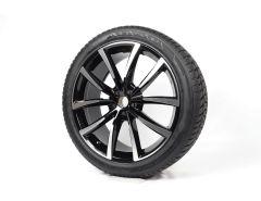 AUTEC Winter Wheels X5 G05 21 Inch Styling Astana V-Speiche
