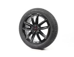 MINI Velgen met Winterbanden F60 Countryman 18 Inch Styling JCW Grip Spoke 815