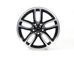 MINI Velgen R60 Countryman R61 19 Inch Styling R129 JCW Double Spoke
