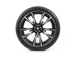 BMW Winter Wheels X7 G07 Styling 755 M V-Spoke