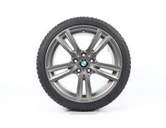 BMW Winterkompletträder 1er F40 2er F44 18 Zoll Styling 486 M Doppelspeiche