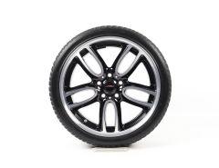 MINI Summer Wheels R60 Countryman R61 19 Inch Styling R129 JCW Double Spoke