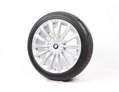 BMW Velgen met Zomerbanden 6 Serie G32 7 Serie G11 G12 19 Inch Styling 620 Vielspeiche