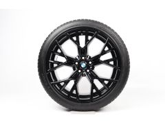 BMW Winter Wheels M8 F91 20 Inch Styling 811 Star-Spoke