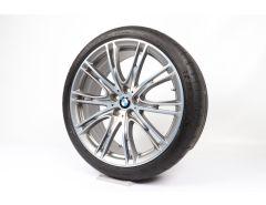 BMW Summer Wheels 5 Series G30 G31 20 Inch Styling 759i V-Speiche