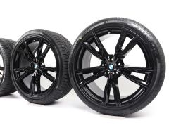 BMW Winter Wheels X5 G05 X6 G06 22 Inch Styling 747 M Doppelspeiche