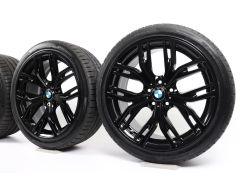BMW Sommerkompletträder X3 F25 X4 F26 20 Zoll Styling 542 Y-Speiche