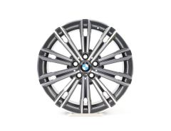 1x BMW Alufelge 3er G20 G21 4er G22 Styling 790 Doppelspeiche