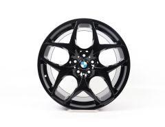 1x BMW Alloy Rim X5 E70 F15 X6 F16 21 Inch Styling 215 V-Spoke