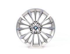 1x BMW Velg 5 Serie G30 Limousine (ab 09/16) 5 Serie G31 Touring (ab 03/17) Styling 663 W-Speiche W-Speiche