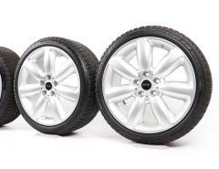 MINI Winter Wheels F54 Clubman 18 Inch Styling Star Spoke 521