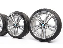 BMW Summer Wheels 3 Series F30 F31 4 Series F32 F33 F36 19 Inch Styling 442 M Doppelspeiche