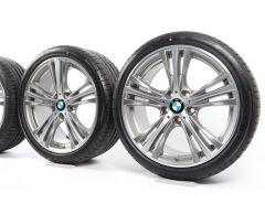 BMW Summer Wheels 3 Series F30 F31 4 Series F32 F33 F36 19 Inch Styling 407 Sternspeiche