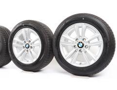 BMW Summer Wheels 3 Series F30 F31 4 Series F32 F33 F36 16 Inch Styling 656 Doppelspeiche