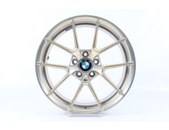 1x BMW Alufelge M2 F87 M3 F80 M4 F82 F83 20 Zoll Styling 763 M Y-Speiche